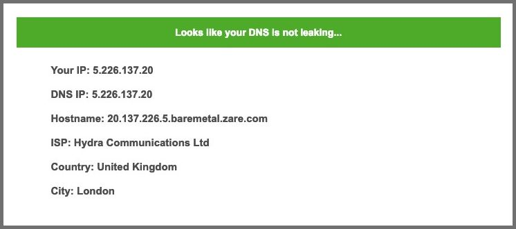 DNS外洩資料
