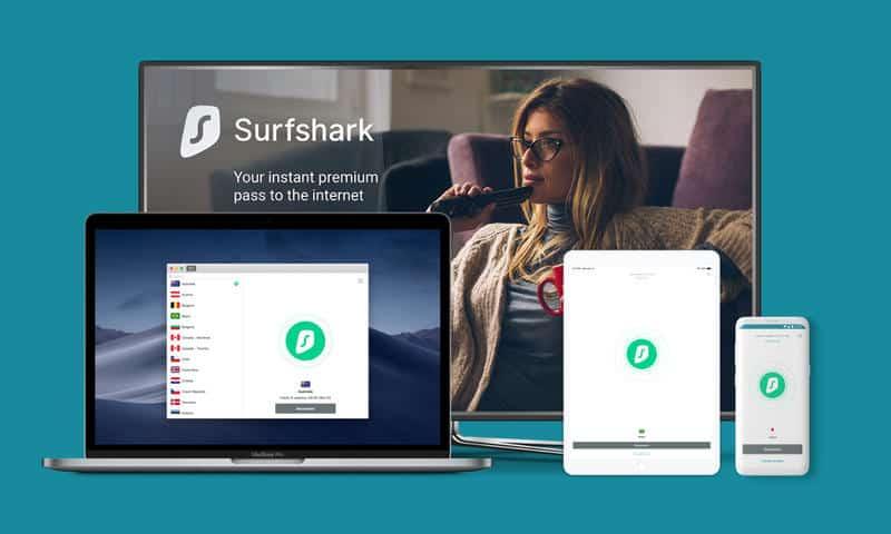 surfshark vpn 好用嗎