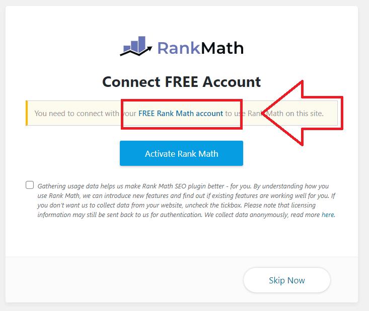 rank math 註冊4