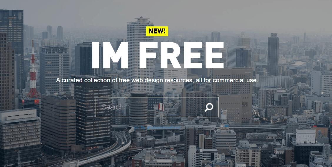 免費圖庫 - Im free