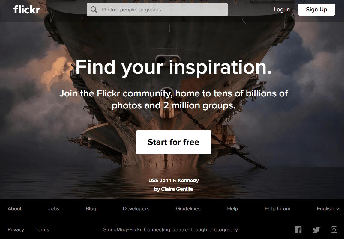免費圖庫 - flickr