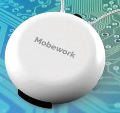 【怪機絲 MOBEWORK】負離子隨身空氣淨化器