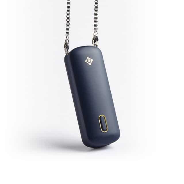 【InfoThink】隨身項鍊負離子空氣清淨機