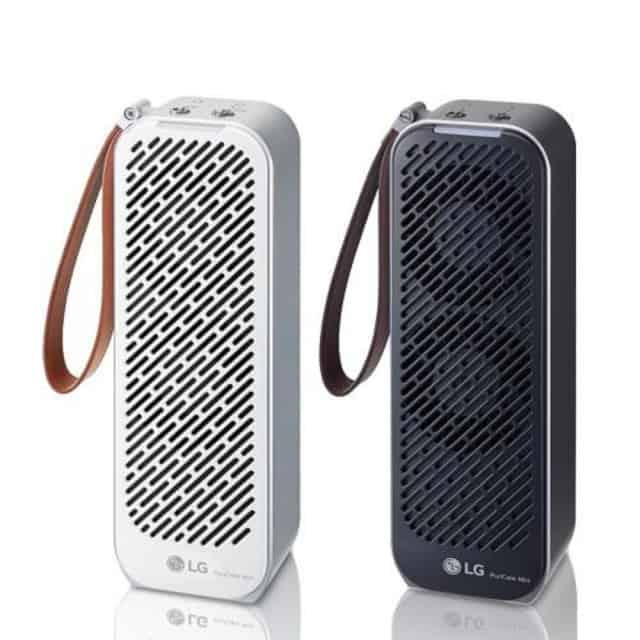 【LG 樂金】PuriCare Mini 隨身淨空氣清淨機