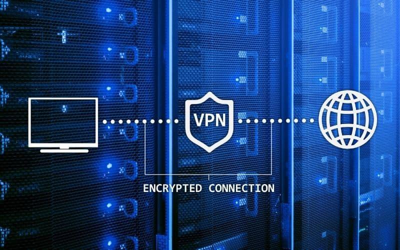 VPN 加密防護
