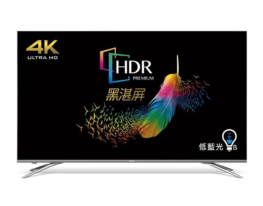 【BenQ】55型4K HDR S55-710