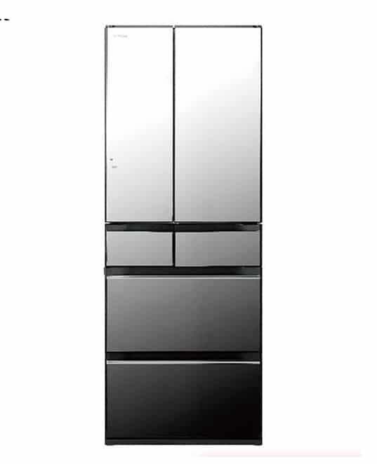 【HITACHI 日立】607L 變頻冰箱 RHW610JJ-X