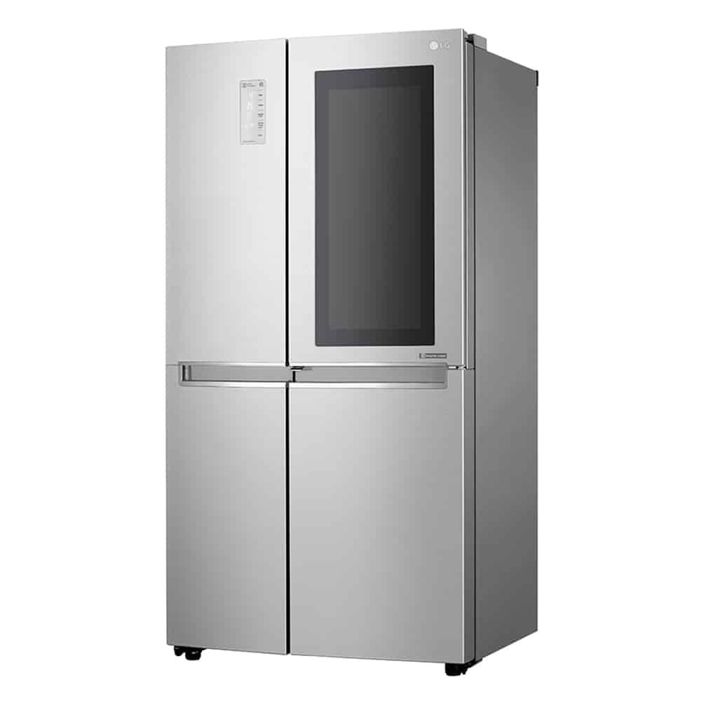 【LG 樂金】820L 敲敲看 門中門 變頻冰箱 GR-QL88N