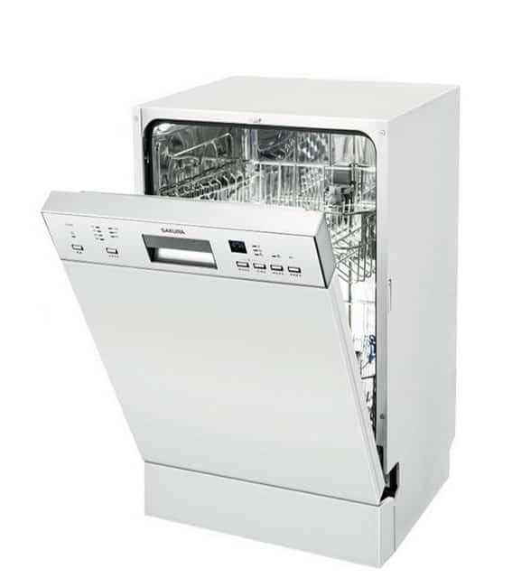 【SAKURA 櫻花】12人份 全嵌式 洗碗機 E7782