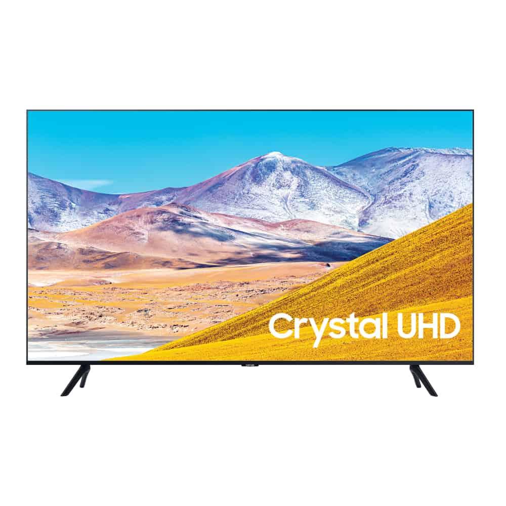 【SAMSUNG 三星】55吋 4K 電視 HDR UA55TU8000WXZW