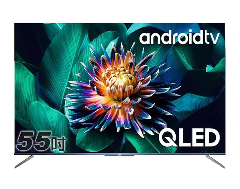 【TCL】55型 QLED 55C716