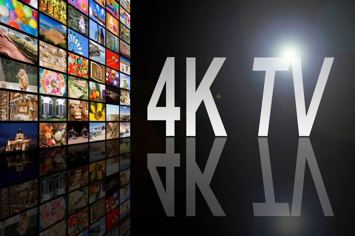 什麼是4K 電視?