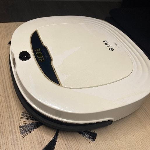 伊德爾掃地機器人主機設計