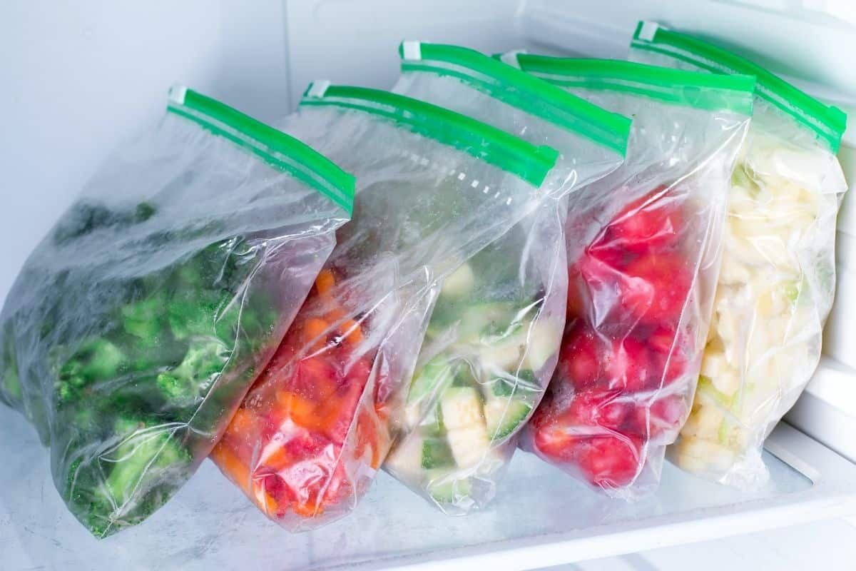 冰箱如何收納食材
