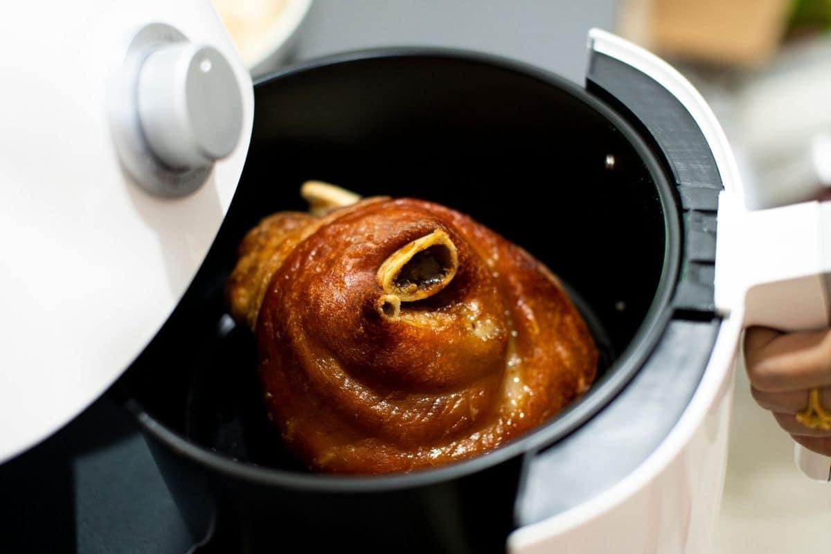 如何用氣炸鍋做年菜