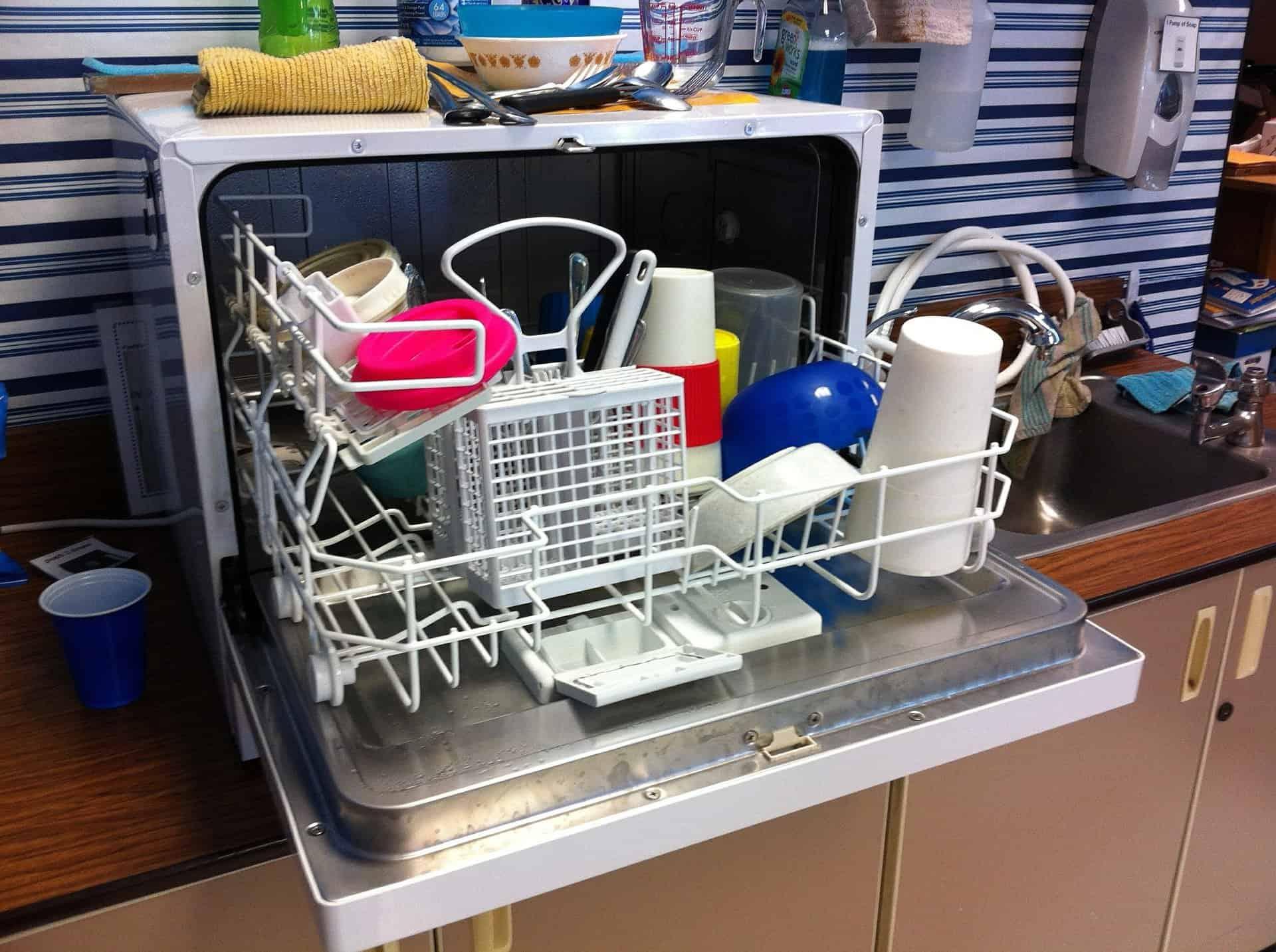 洗碗機如何清潔保養