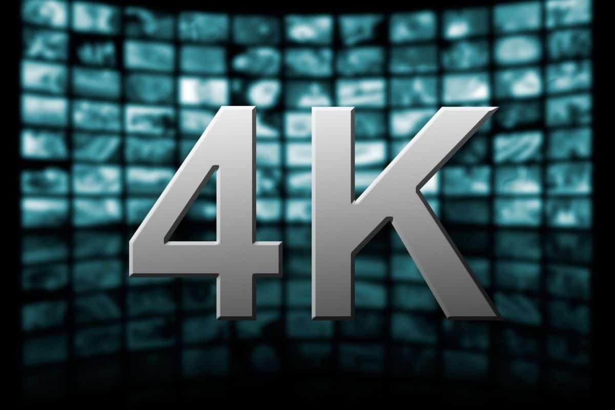 43型什麼是4K 電視?