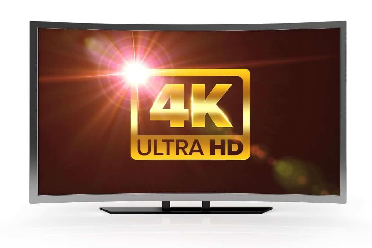 4K 電視相關問與答