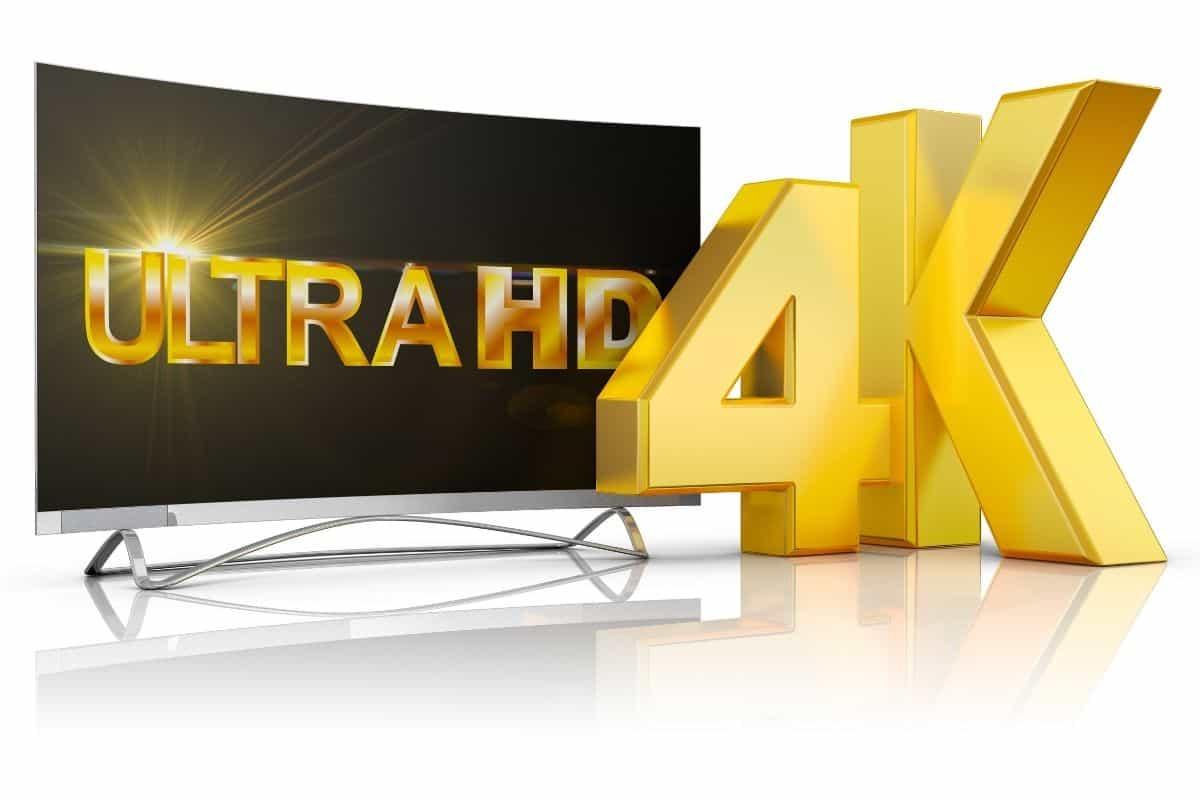 4K 電視面板規格