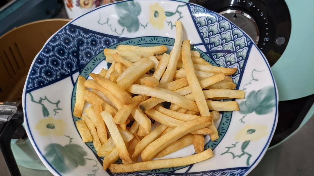 Caxxa 凱撒氣炸鍋炸薯條