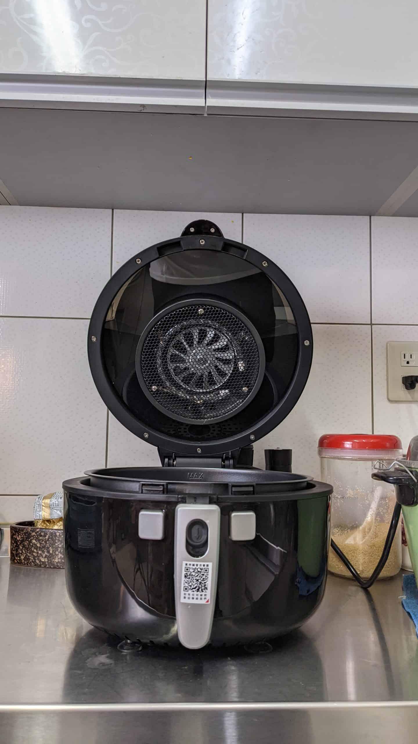 EC-990 器炸鍋大小