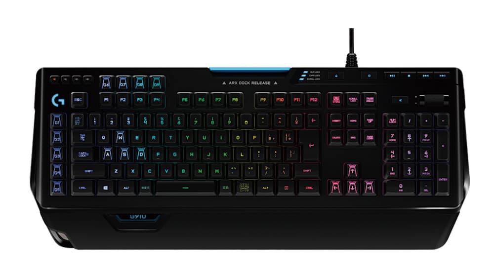 【Logitech G】G910 電競鍵盤