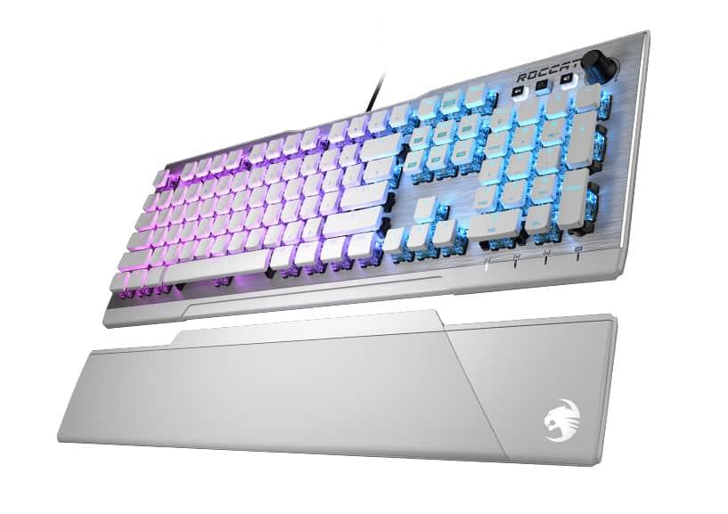 【ROCCAT】VULCAN 122 AIMO 茶軸 電競鍵盤
