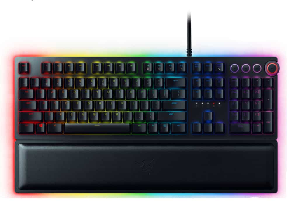 【Razer 雷蛇】Huntsman Elite 電競鍵盤