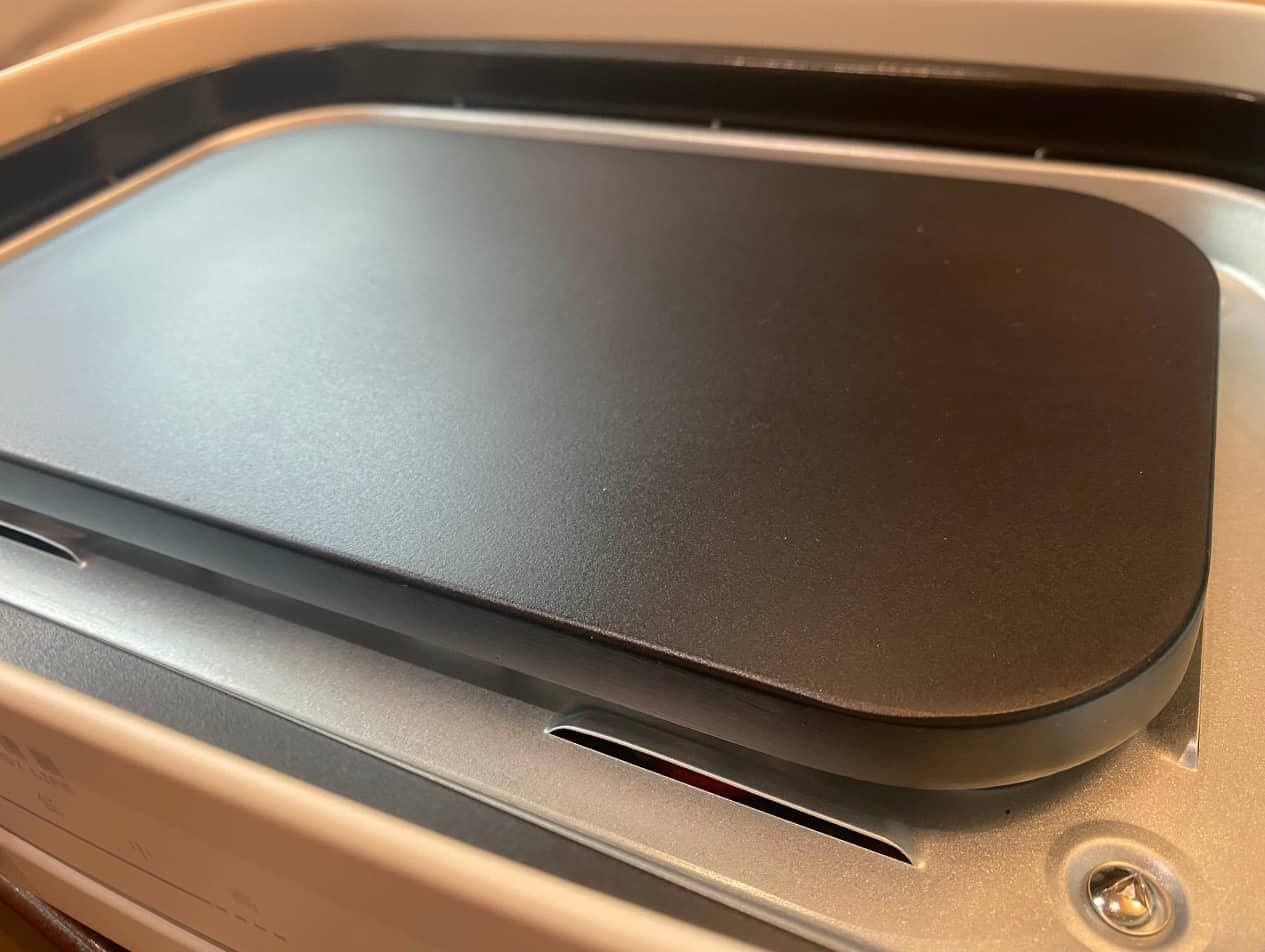 伊德爾電烤盤導熱點