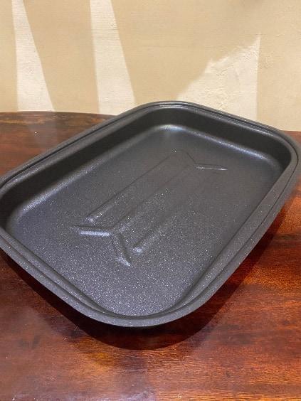 伊德爾電烤盤淺烤盤