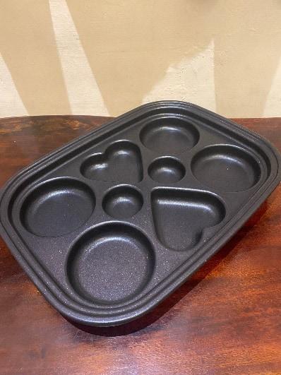 伊德爾電烤盤鬆餅盤