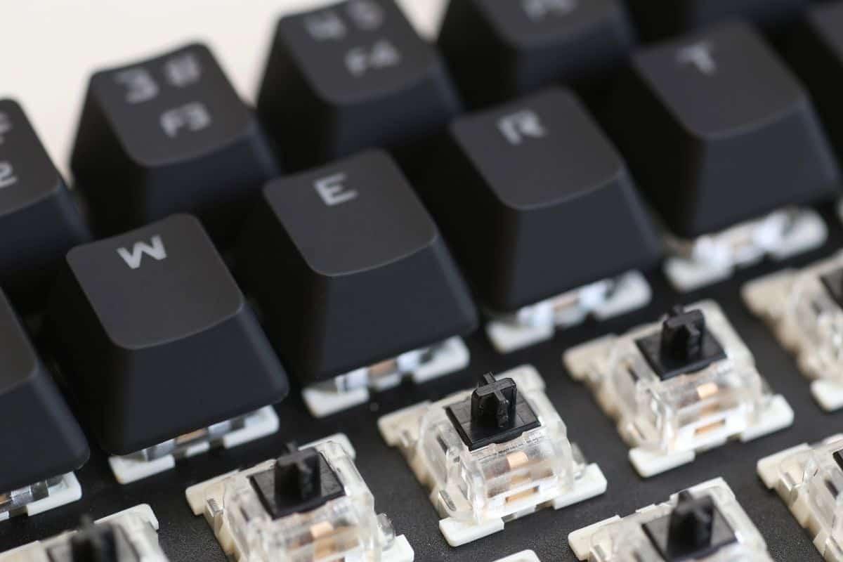 機械鍵盤是什麼