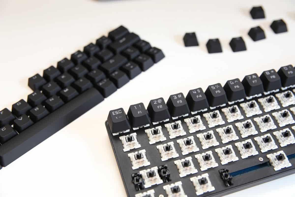機械鍵盤與普通鍵盤的差別