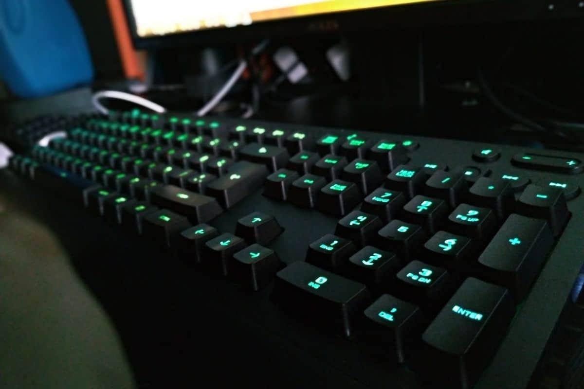 電競鍵盤種類