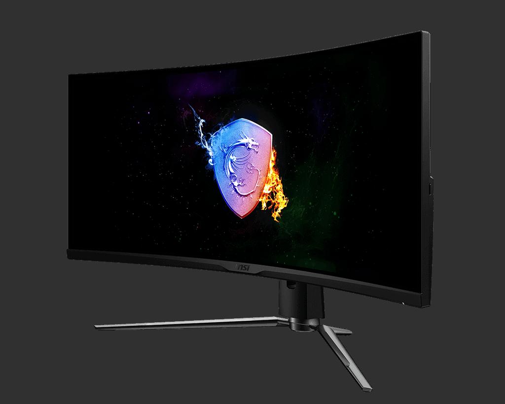 MPG-ARTYMIS-343CQR-電競螢幕右側