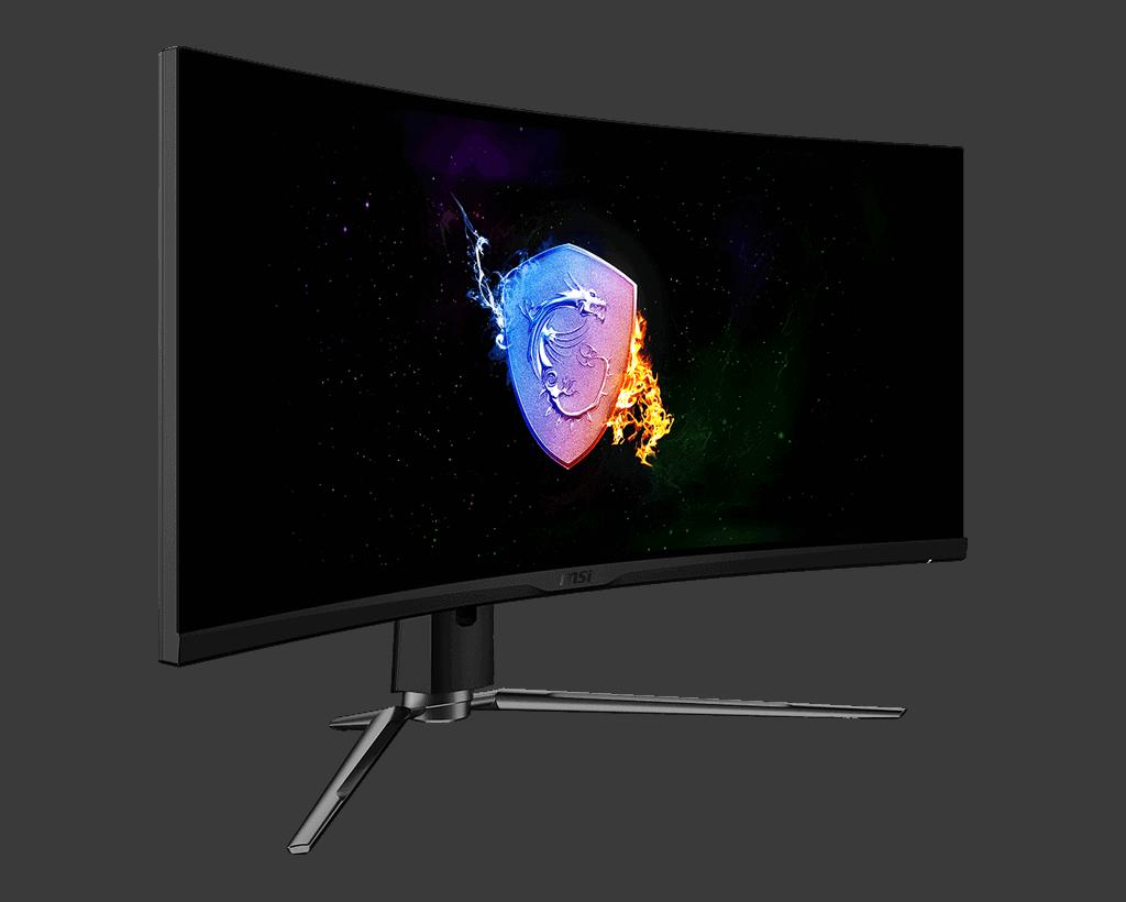MPG-ARTYMIS-343CQR-電競螢幕左側