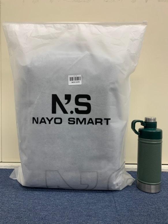 Nayo Acme 後背包外包裝