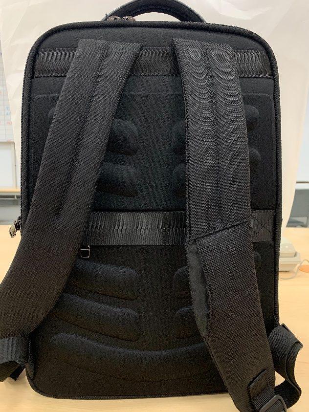 Nayo Acme 後背包背後設計