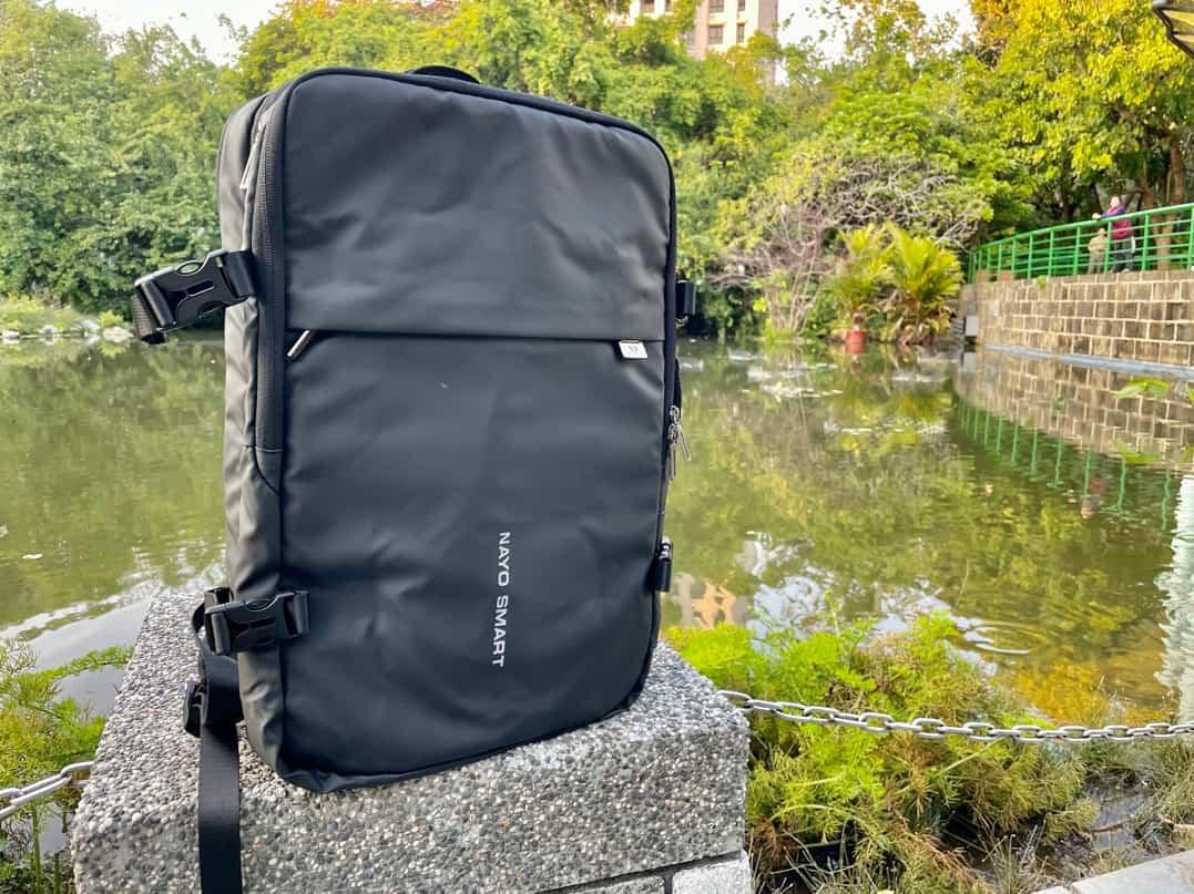 Nayo EXP 背包單獨照