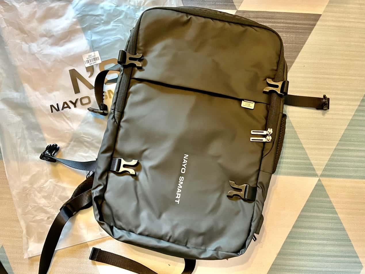 Nayo EXP 背包整體外觀