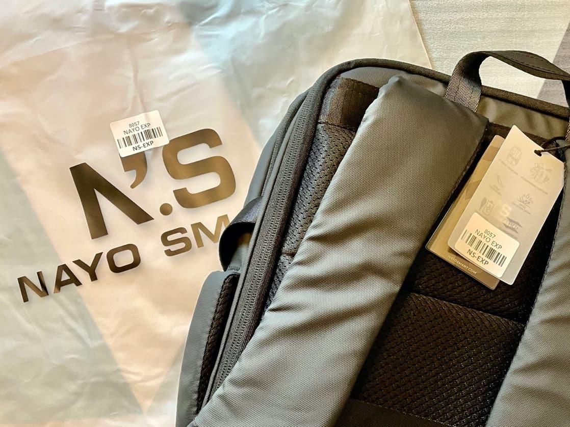 Nayo EXP 背包