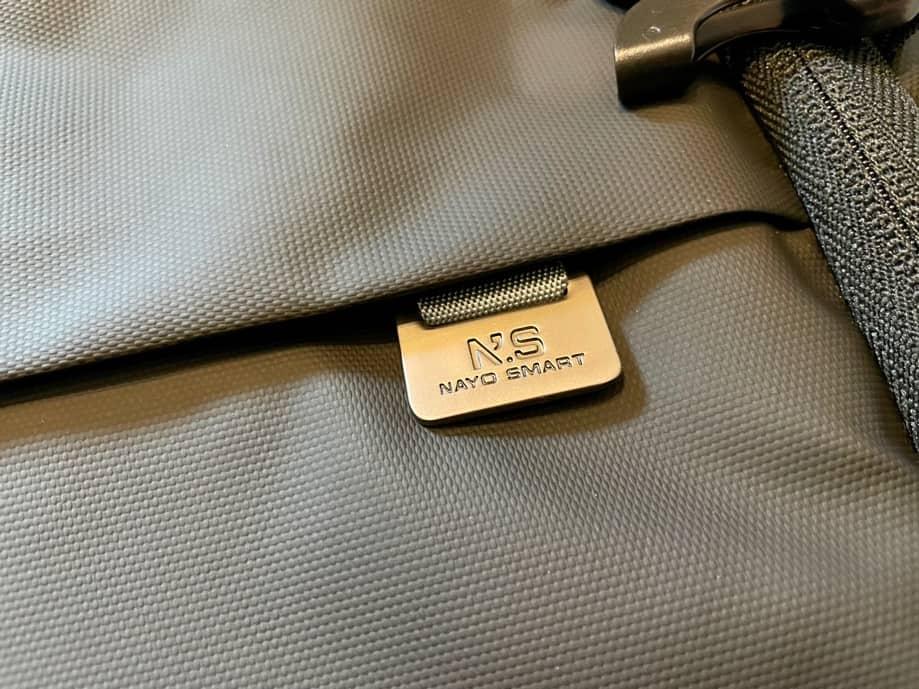 Nayo EXP 背包Logo