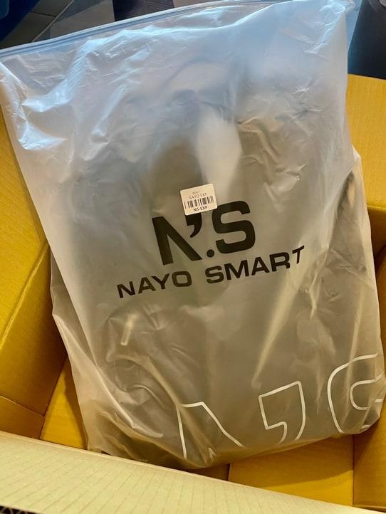 Nayo Exp 背包包裝