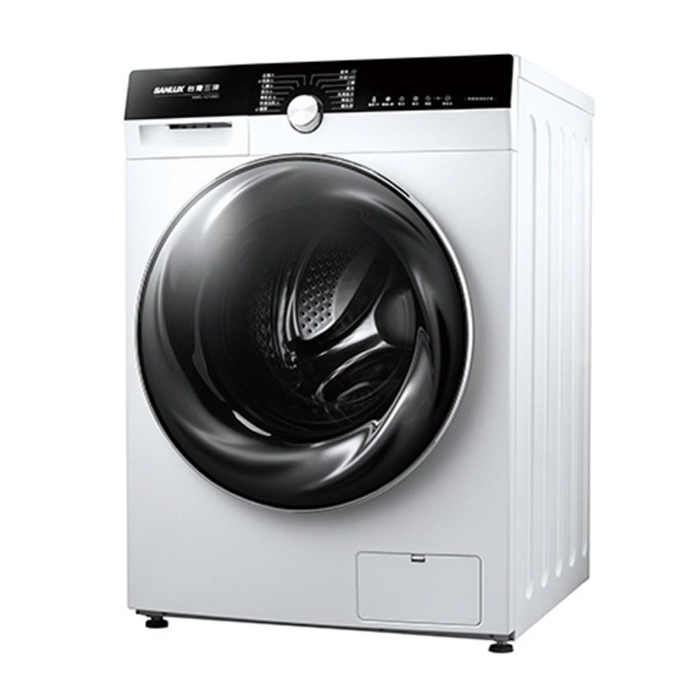 【台灣三洋】12Kg滾筒洗衣機AWD-1270MD