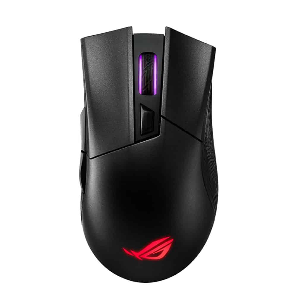【ASUS 華碩】有線電競滑鼠  Gladius II