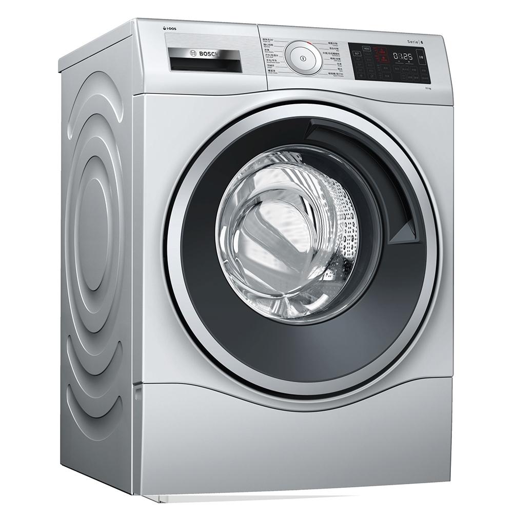【BOSCH 博世】10公斤 滾筒式洗衣機 WAU28668TC