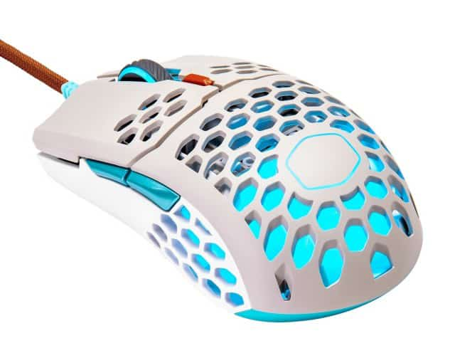 【CoolerMaster】RETRO RGB電競滑鼠 MM711