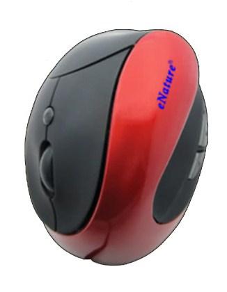 【DW 達微科技】無線 人體工學滑鼠 ER-W102 eNature