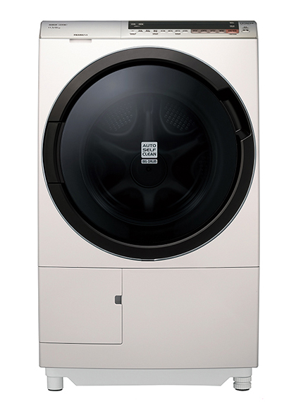 【HITACHI 日立】11.5KG滾筒洗衣機 BDSX115CJ-N