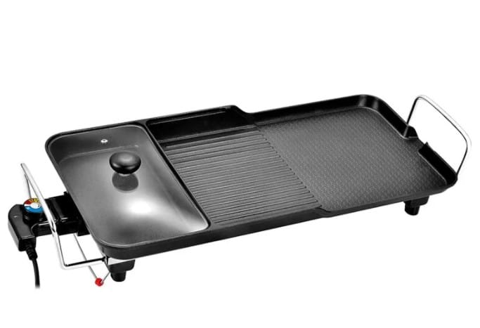 【KINYO】多功能電烤盤BP-30